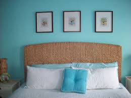 aqua paint colorColor Changes EverythingAqua Master Bedroom Makeover  Afternoon