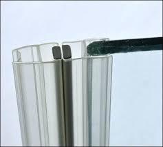 glass shower door seals magnetic shower door seal magnetic seal strip magnetic sealing magnetic shower door seals glass shower door bottom seal install