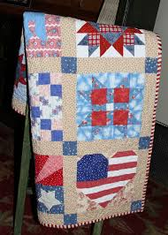 316 best Americana flag quilts images on Pinterest | Sew, Blue ... & American Quilt #red #white #blue #quilt Adamdwight.com