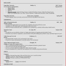 Resume Examples Barista Lovely Barista Job Description Resume ...