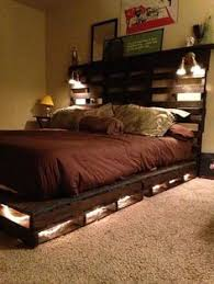 king size pallet bed king size pallet bed king size pallets and cozy