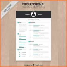 11 Free Modern Resume Template Word Andrew Gunsberg