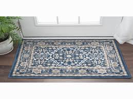 blue accent rug new alise rugs carrington traditional oriental ter rug 2 x 3 2