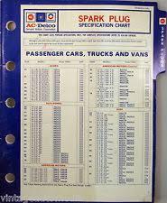 Ac Marine Spark Plug Chart Ac Delco Spark Plug Heat Range Chart Bedowntowndaytona Com