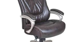 leather office chair amazon. Chair : BKDKG Amazing Big And Tall Office Amazon Com Serta Smart Layers Premium Ultra Foam Harmony Executive Brown Kitchen Leather