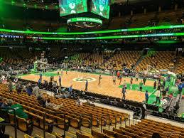 Td Garden Loge 10 Boston Celtics Rateyourseats Com