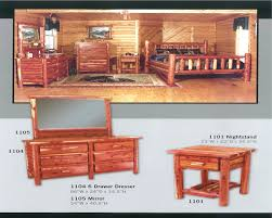 Lodge Bedroom Furniture Cedar Bedroom Furniture Sets Pretty Manataka Ozark Furniture Cabin