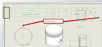 Hello, this works for me. Solidworks Ch Ch Ch Ch Changes Using A Drawing Revision Table