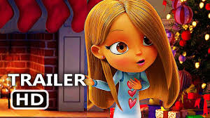 ALL I WANT FOR CHRISTMAS IS YOU Official Trailer (2017) Mariah ...
