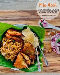 Resep mie aceh menjadi salah satu menu paling banyak dicari untuk dihidangkan di rumah. Mie Aceh Indonesian Curry Noodles Indonesia Eats