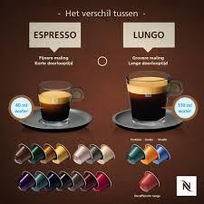 Is lungo an espresso or americano, ristretto? Lungo Coffee Amount Page 1 Line 17qq Com
