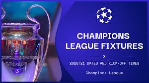 Travelling squad for champions league final confirmed Champions League Fixtures Live Stream And Kick Off Times