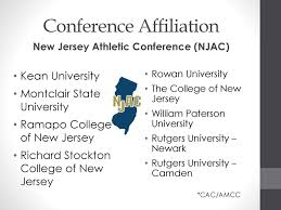 Njcu Department Of Athletics Ppt Download