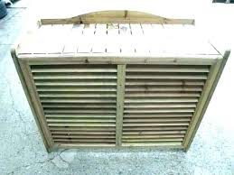 ac unit covers window air conditioner exterior cover for wall decorative air conditioner covers wall units
