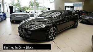 Aston Martin Rapide S V12 Interior And Exterior Walkaround Youtube