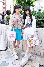 What do teens wear in japan