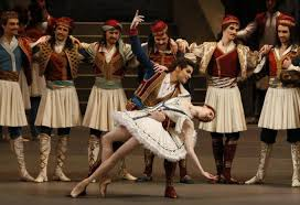 Pollak Theater Seating Chart Bolshoi Ballet Le Corsaire Broadcast Tickets 24th