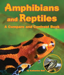 Difference Between Amphibians And Reptiles Venn Diagram Amphibians And Reptiles A Compare And Contrast Book