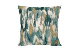 teal accent pillows. Simple Pillows Accent PillowImpressions Blue 18X18 In Teal Pillows