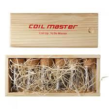Coil Master 10x6pcs Coil Box Hive Pre Built Coil 30ga 30ga 2 0 5