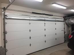 2 X 16 Ft Steel Horizontal Garage Door Support Strut : Simple ...