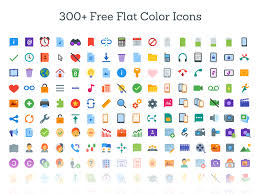 Download free and premium icons for web design, mobile application, and other graphic design work. Free Flat Color Icons Svg Freebie Download Free Svg Resource For Sketch Sketch App Sources