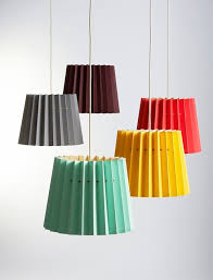 ... Mesmerizing Pleated Lamp Shades Many Different Color Shade Hung With  Gorgeous ...