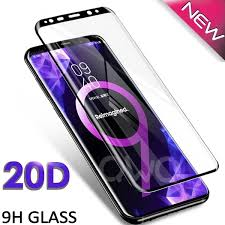 9H <b>20D Tempered Glass Screen Protector for</b> Samsung Galaxy S10 ...