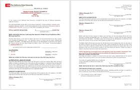 The lease addendum templates allow a landlord or tenant to make changes to a current residential or commercial lease agreement. 15 Free Business Proposal Templates Word Templates For Free Download