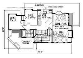 Large images for House Plan        House Plan RS  Main Floor Plan