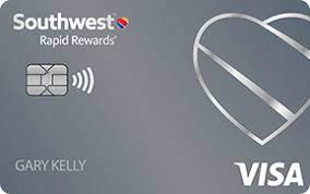 3,000 anniversary points each year. Southwest Rapid Rewards Plus Credit Card Chase