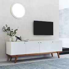 modern media console (cm)  west elm uk