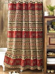 19 best western shower curtain images on shower curtain within western shower curtains