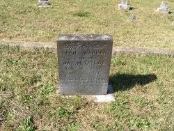 Effie Warren Taylor (1878-1921) - Find A Grave Memorial
