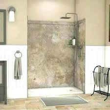 corrugated metal shower metal shower walls in x piece easy metal shower walls corrugated n corrugated corrugated metal shower