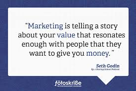 40 Quotes From Seth Godin On Marketing Your Photography Business Best Marketing Quotes