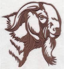 Boer Goat Embroidery Designs Amazon Com Boer Goat Custom Embroidered Sweatshirt Shirt