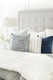 Blue Headboard Design Ideas Life Without An Overhead Bedroom Fan The Consensus Blue