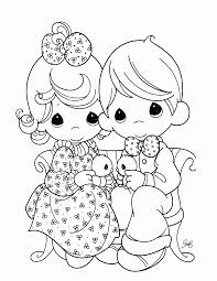 Small Picture Precious Moments Free Coloring Pages Coloring Home