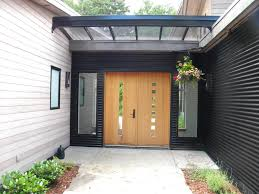 how to choose the perfect glass canopy for your front door glassonweb com