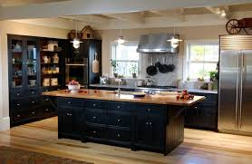 kitchens with black distressed cabinets. Black Distressed Kitchen Cabinets Kitchens With E