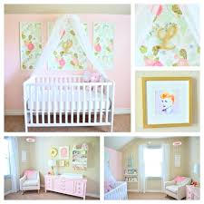 baby wallpaper nursery pink floral watercolor peony from murals