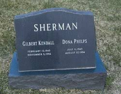 Dona Phelps Sherman (1943-1994) - Find A Grave Memorial