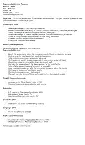 Resume For A Cashier Job. Cashier Job Duties Resumes Cashiers ...