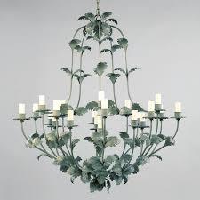 compiegne leaf chandelier