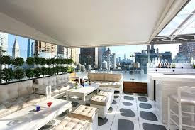 rooftop furniture. Decoration: Rooftop Furniture Garden