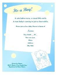 Baby Shower Invitation Ideas Template Atlasapp Co