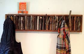 Wall Mounted Coat Hanger Rack shelf Awesome Wall Coat Rack With Shelf Cool Ideas Awesome Wooden 87