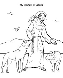 High Quality Saint Francis To Print For Free
