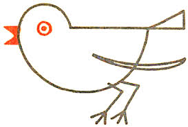 Connect the dots between them to reveal a picture and guess the animal behind. Drawing A Bird Robin With Simple Shapes For Preschoolers Toddlers Young Kids How To Draw Step By Step Drawing Tutorials